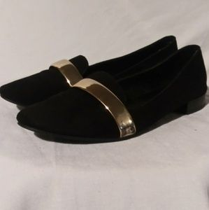 ZARA-Black Loafer